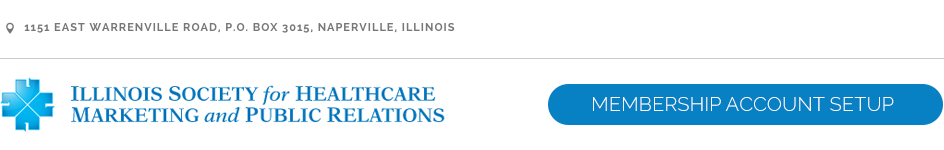 Illinois Society for Healthcare Marketing and Public Relations